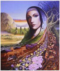 brigit sacred wicca